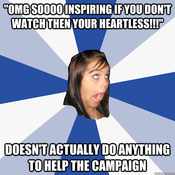 Young woman with comical shocked face in the centre of a meme image